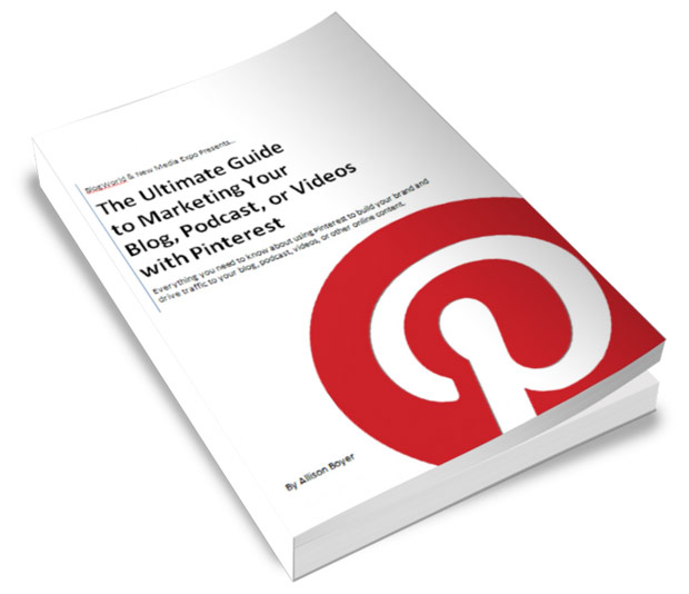 Pinterest e-book from