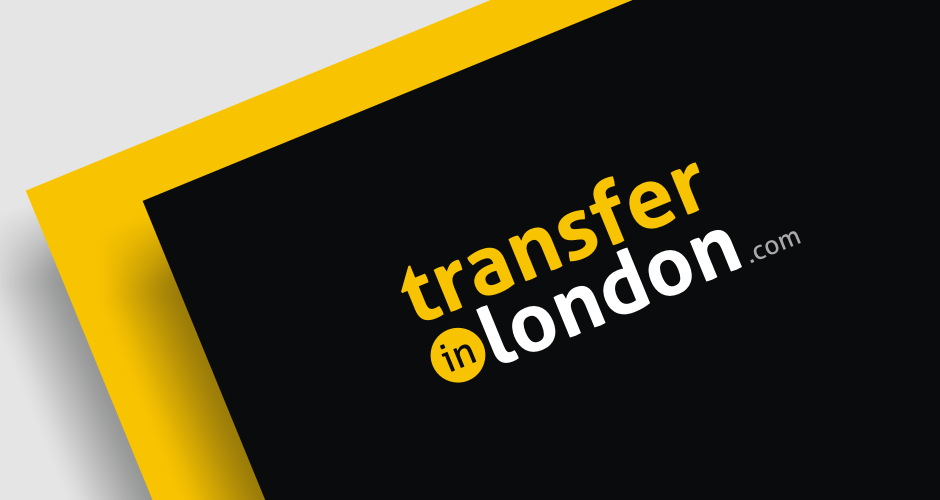 Transfer in London - Levélpapír